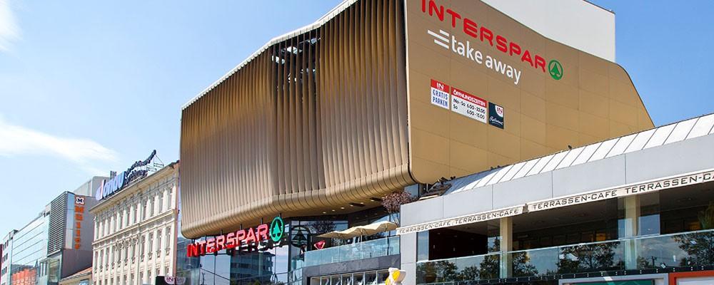 Interspar Hypermarkt Wien Floridsdorf Offnungszeiten