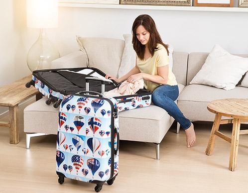 Für Jede Reise Den Richtigen Koffer Interspar Onlineshop Haushalt