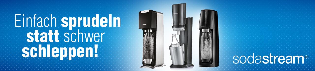 Sodastream Interspar Onlineshop Haushalt Freizeit